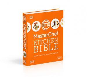 MasterChef Kitchen Bible book