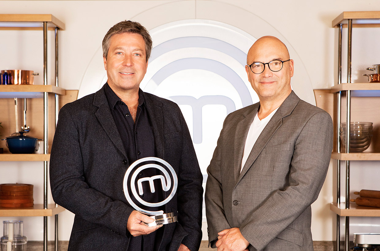 Celebrity MasterChef returns