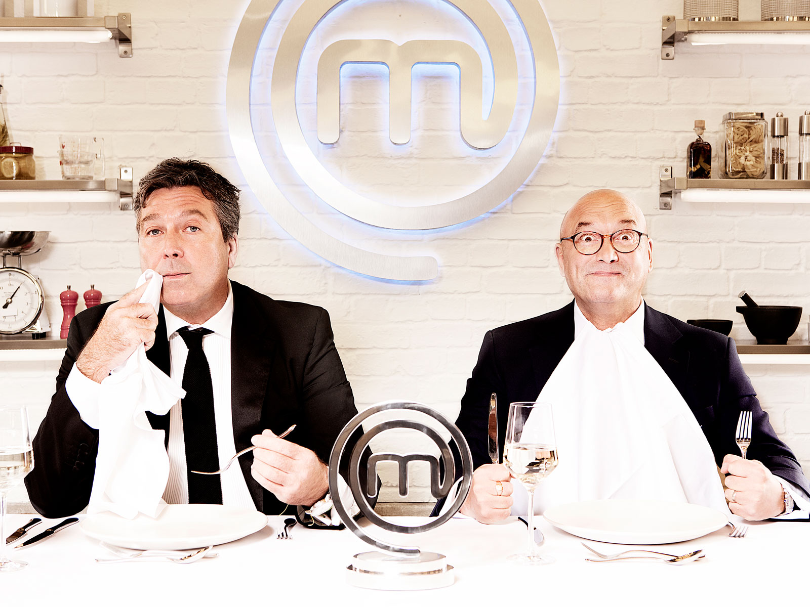 Welcome to MasterChef UK